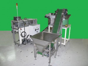Auto Count & Packing System 1
